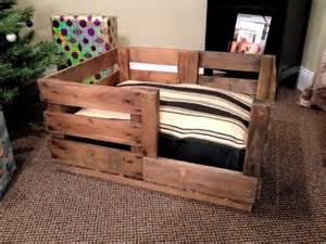 Pallet Bunk Beds 40 Diy Pallet Dog Bed Ideas Don T Know Which I Love More
