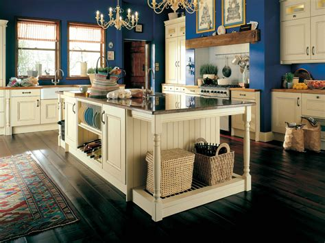 blue kitchen decor ideas blue kitchen ideas terrys fabrics s blog
