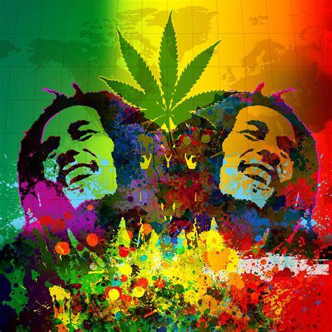 Reggae Pop Digital Art by Gary Grayson