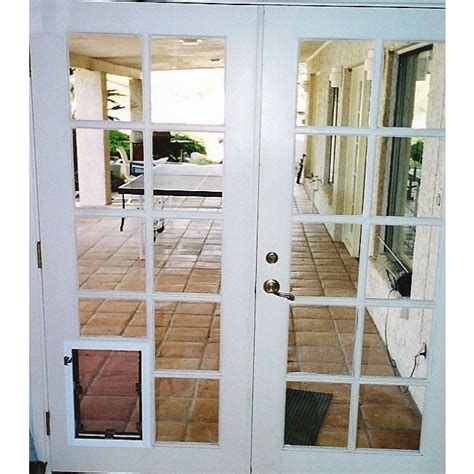 Exterior Pet Door Built In Door With Built In Door Must For Owners Interior Exterior Ideas