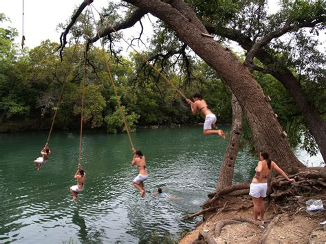 rope swinging optimal rope swing