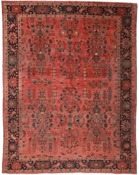 10 x 14 wool rug antique mahal 10x14 wool rug 3901