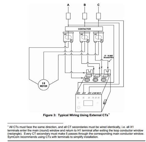 transformer protection wiring diagram transformer free