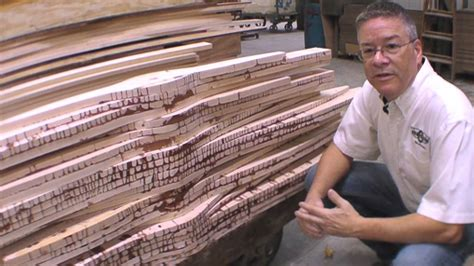 what are boat props made of how sensenich wooden props are made youtube