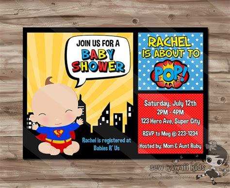 Spider Baby Shower Theme by Baby Shower Invitation Invite
