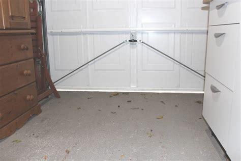 Draught Proof A Garage Door For Under 163 3 The Thrifty Garage Door Gap Side