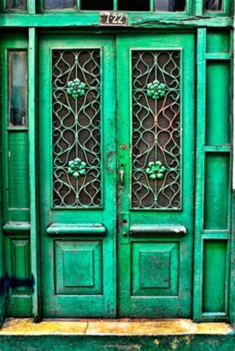 Green Doors by Quot When One Door Closes Another One Opens Quot At Specialty