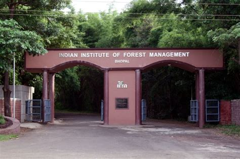 Indian Institute Of Forest Management Mba indian institute of forest management bhopal admissions