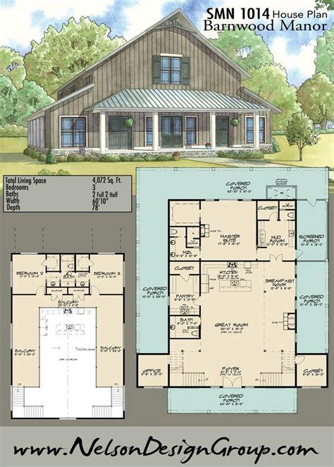 barn manor floor plan houseplan homedesign homesweethome rustic barn barn