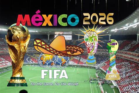 world cup 2026 copa mundial m 201 xico 2026 estadios