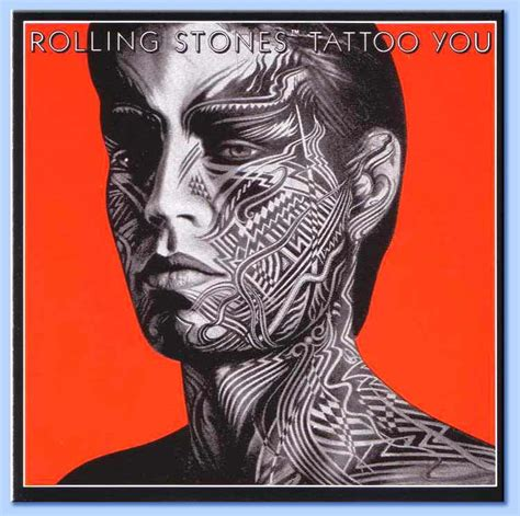tattoo you album daily photo arts the rolling stones you