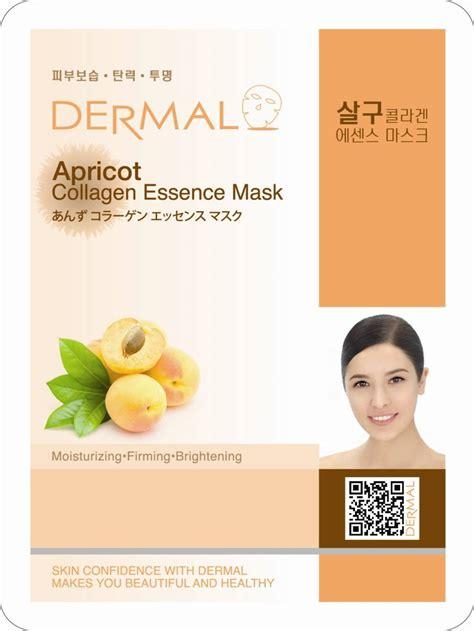 Dermal Pomegranate Collagen Essence Mask dermal apricot collagen essence mask 23g manufacturer