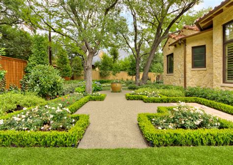 Tuscan Backyard Landscaping Ideas Residence Mediterranean Tuscan Mediterranean Landscape Dallas By Harold