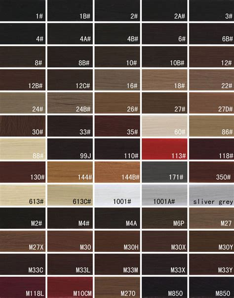 brown hair color chart brown hair color chart medium brown hair colour chart coloring brown hair color chart hair micro ring 4a grade for yaki