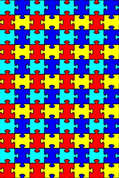 puzzle pattern vinyl autism puzzle craft vinyl sheet rnk innovations