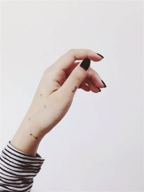 white tattoo on freckles tattoo simple tattoos pinterest night night skies
