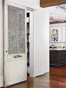 bhg vintage sliding pantry door