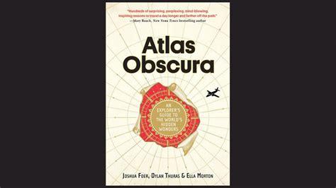 libro atlas obscura explorers journal ebookshelf state library victoria
