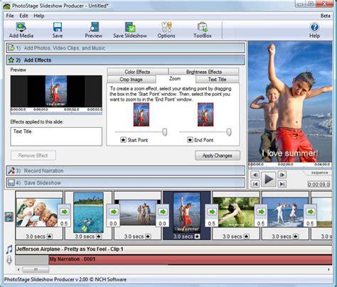 best slideshow software top 7 slideshow maker for windows 10