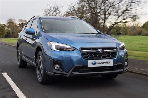 new subaru xv 2018 new subaru xv 2018 review auto express