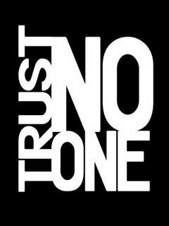 Download Trust No One Wallpaper Gallery