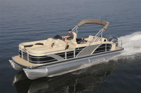 deck boat vs pontoon rough water aqua patio 240 ob elite pontoon deck boat magazine