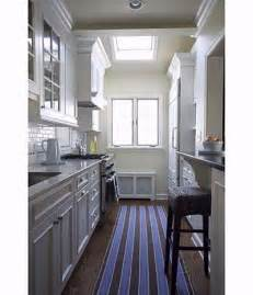 Narrow Galley Kitchen Ideas narrow galley kitchen ideas home design and decor reviews