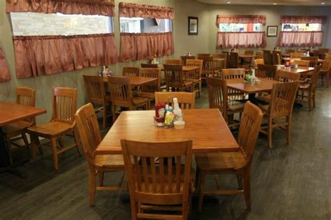 country kitchen locations cod au gratin with sides a hearty meal picture of