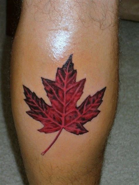 3d nipple tattoo canadian maple leaf designs tattoos