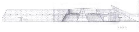 Section 10b5 by Arkitekten Sverre Fehn Norsk Bremuseum Ulltveit Moe