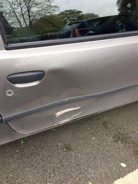 Door Dent Repair by Repair Fiat Punto Door Dent Motor Vehicle Maintenance