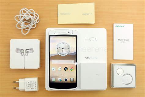 Headset Oppo N1 oppo n1 unboxing