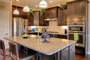 Height Of A Kitchen Island Kitchen Island Design Bar Height Or Counter Height My Favorite Picture