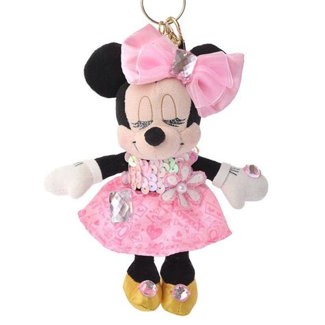 Minnie Original From Disney Store Japan disney store japan minnie ballerina 20cm plush doll charm accessory kawaii disney