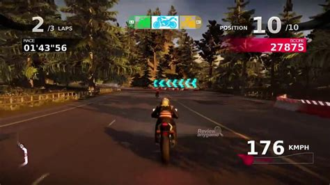 76  [ Motorcycle Club Ps4 Preview ]   Motorcycle Club PS4