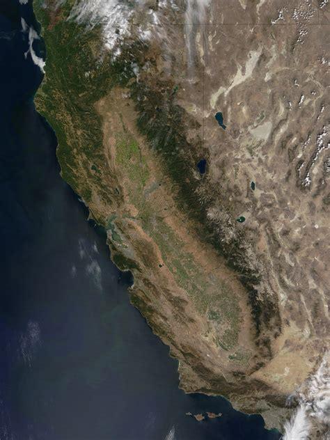 california map earth nasa visible earth california