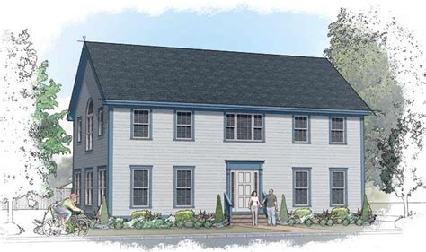 Colonial Floor Plans Over 5000 House Plans Timber Frame Colonial House Plans
