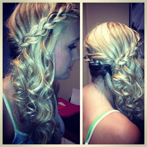 brady braided formal updo 17 best images about prom hair 2013 on pinterest loose