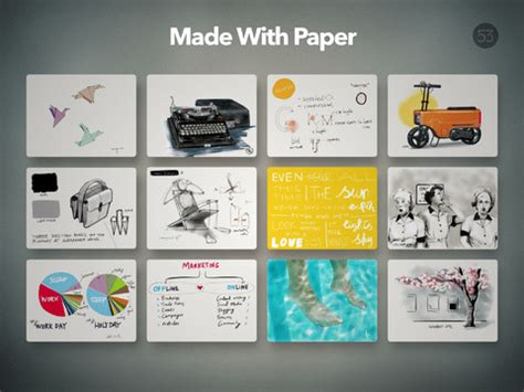 paper developer fiftythree gets $15m backing to create a