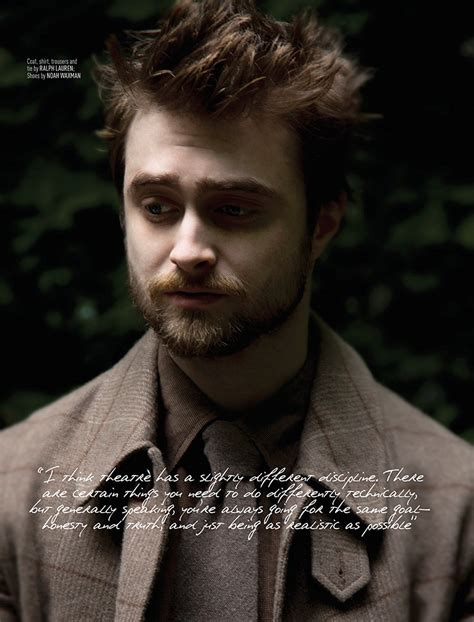 daniel radcliffe �coming into his own� for august man