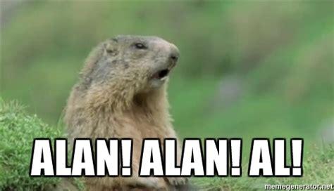 Alan Meme - groundhog alan related keywords groundhog alan long tail