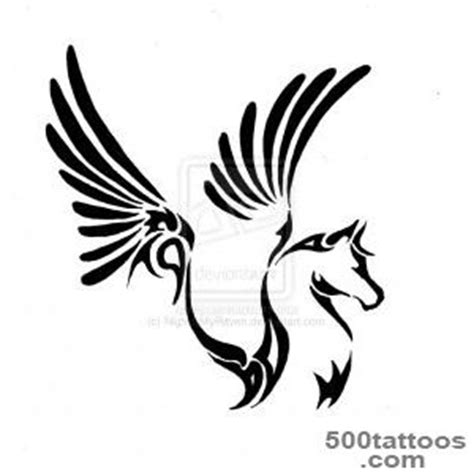 pegasus tattoo designs ideas meanings images