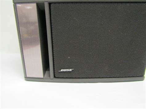 bose model 141 bookshelf stereo speaker set home stereo audio