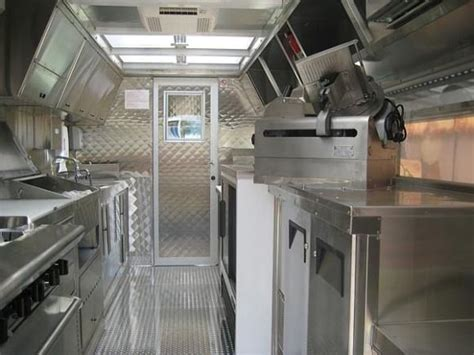 interior design for food truck the ultimate guide how to start a food truck business