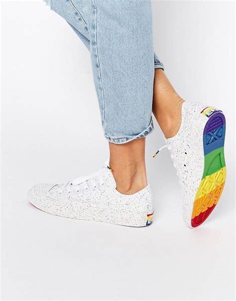 Converse Rainbow converse converse pride rainbow speckle chuck