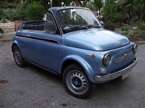 fiat 500 for sale 1969 fiat 500 convertible for sale car and classic