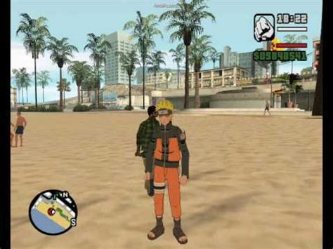 gta naruto mod game download gta naruto mod youtube