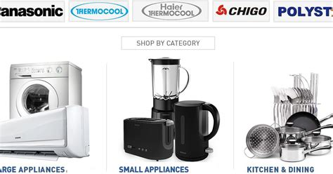 Kitchen Appliances Online | buy kitchen appliances online in nigeria where to buy