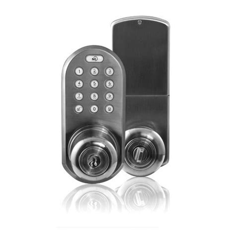 Remote Door Lock Home by Remote Door Lock Wireless Door Lock Knob W Keypad