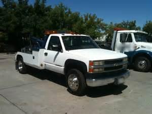 Chevrolet Wrecker 1994 Chevrolet 3500 Hd 440 1 Wrecker Sold